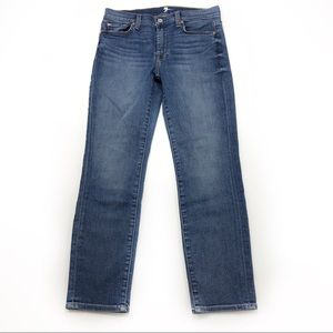 7 for all mankind ankle jeans